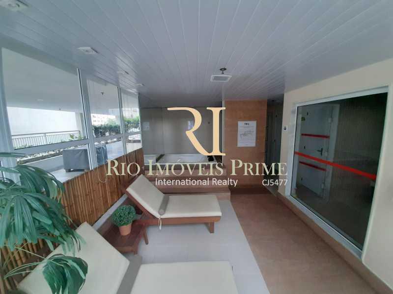 SPA COM HIDROMASSAGEM - Apartamento 2 quartos para alugar São Cristóvão, Rio de Janeiro - R$ 1.500 - RPAP20168 - 19