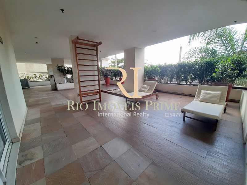 SPA EXTERNO - Apartamento 2 quartos para alugar São Cristóvão, Rio de Janeiro - R$ 1.500 - RPAP20168 - 20