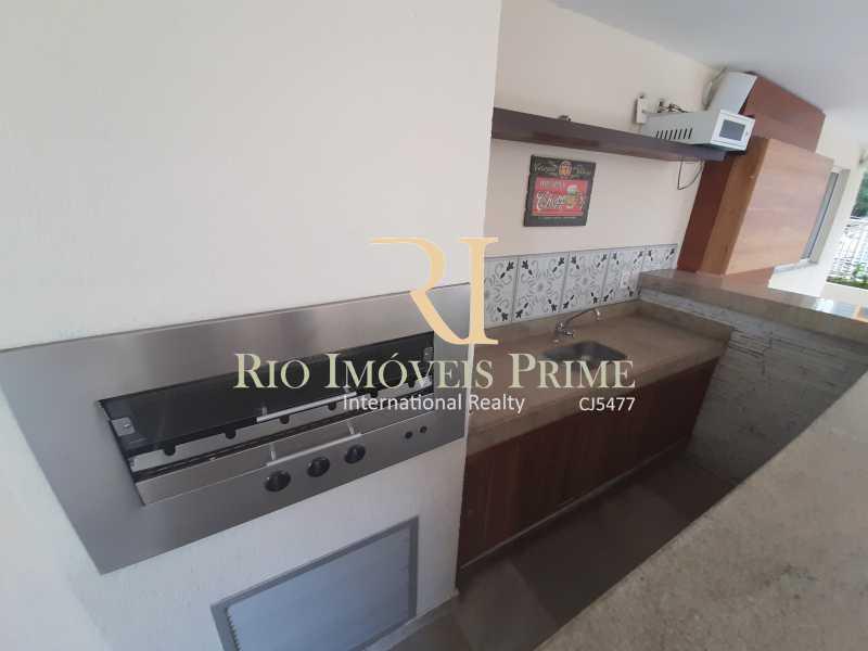 CHURRASQUEIRA - Apartamento 2 quartos para alugar São Cristóvão, Rio de Janeiro - R$ 1.500 - RPAP20168 - 21