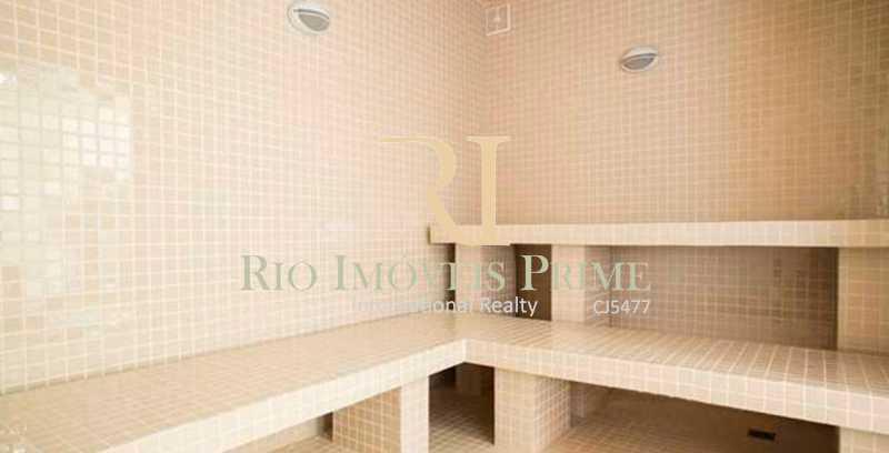 SAUNA - Apartamento 2 quartos para alugar São Cristóvão, Rio de Janeiro - R$ 1.500 - RPAP20168 - 23