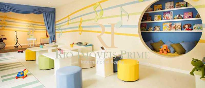 ESPAÇO KIDS - Apartamento 2 quartos para alugar São Cristóvão, Rio de Janeiro - R$ 1.500 - RPAP20168 - 25
