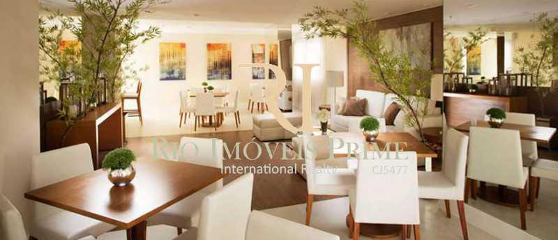 SALÃO DE FESTAS - Apartamento 2 quartos para alugar São Cristóvão, Rio de Janeiro - R$ 1.500 - RPAP20168 - 27