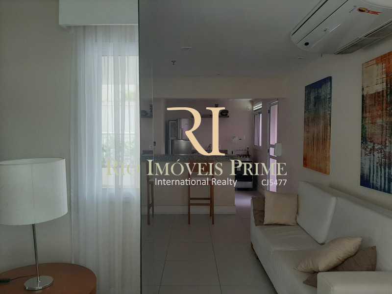 ESPAÇO GOURMET - Apartamento 2 quartos para alugar São Cristóvão, Rio de Janeiro - R$ 1.500 - RPAP20168 - 28