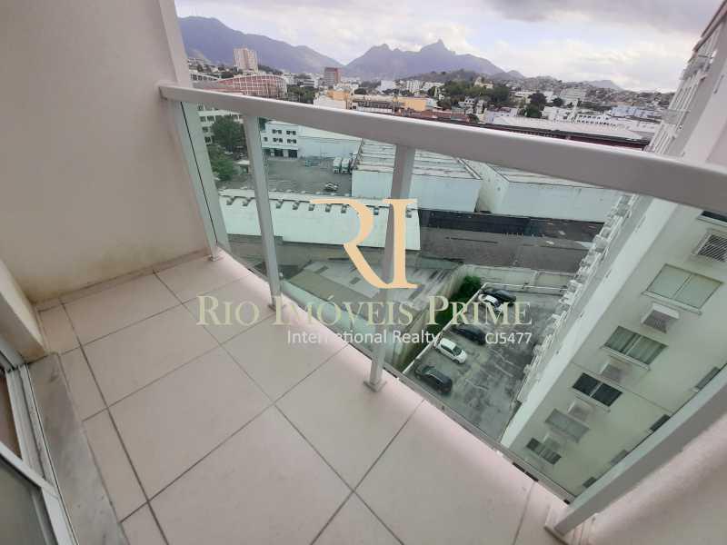 VARANDA - Apartamento 2 quartos para alugar São Cristóvão, Rio de Janeiro - R$ 1.500 - RPAP20168 - 3