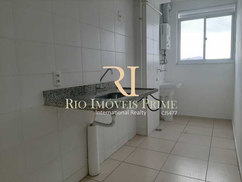 COZINHA - Apartamento 2 quartos para alugar São Cristóvão, Rio de Janeiro - R$ 1.500 - RPAP20168 - 12