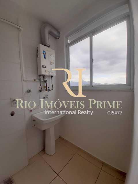 ÁREA SERVIÇO - Apartamento 2 quartos para alugar São Cristóvão, Rio de Janeiro - R$ 1.500 - RPAP20168 - 13