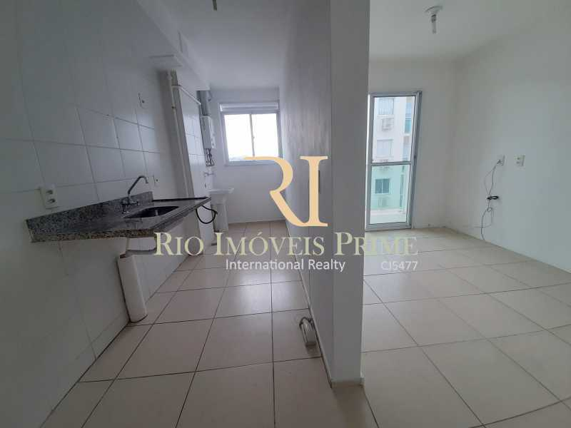 COZINHA-SALA - Apartamento 2 quartos para alugar São Cristóvão, Rio de Janeiro - R$ 1.500 - RPAP20168 - 14