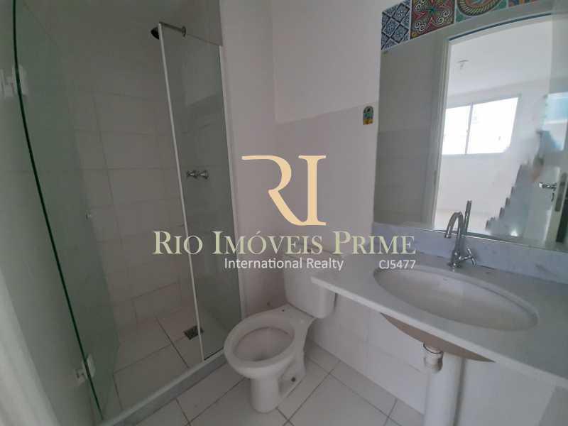 BANHEIRO SUÍTE - Apartamento 2 quartos para alugar São Cristóvão, Rio de Janeiro - R$ 1.500 - RPAP20168 - 9