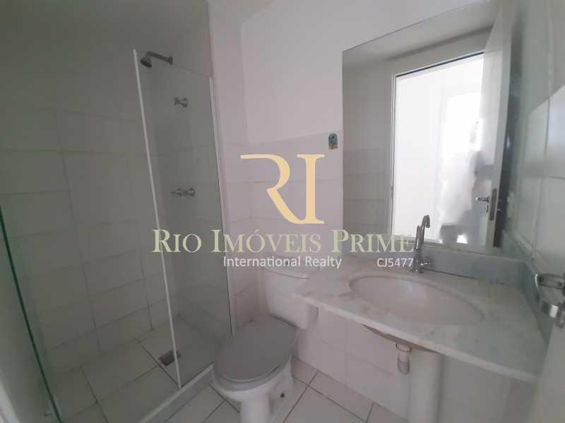BANHEIRO SOCIAL - Apartamento 2 quartos para alugar São Cristóvão, Rio de Janeiro - R$ 1.500 - RPAP20168 - 11