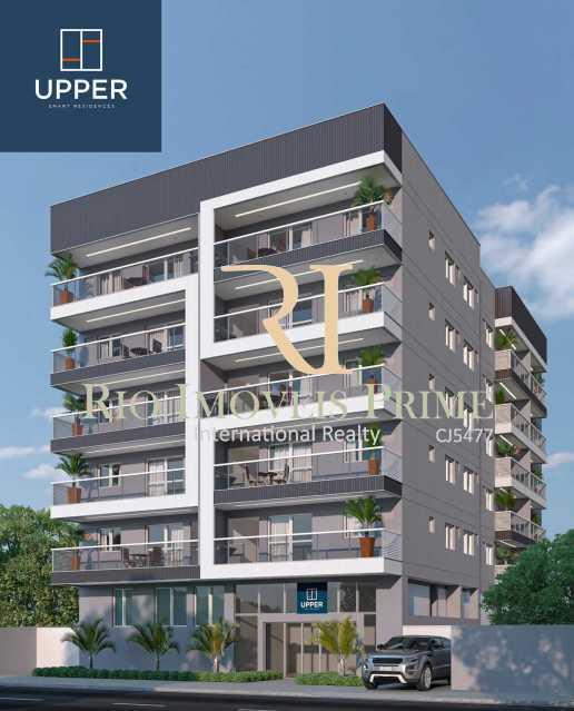 FACHADA - Apartamento 3 quartos à venda Grajaú, Rio de Janeiro - R$ 732.500 - RPAP30109 - 21