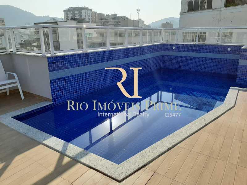 1 PISCINA - Apartamento 3 quartos à venda Grajaú, Rio de Janeiro - R$ 732.500 - RPAP30109 - 1