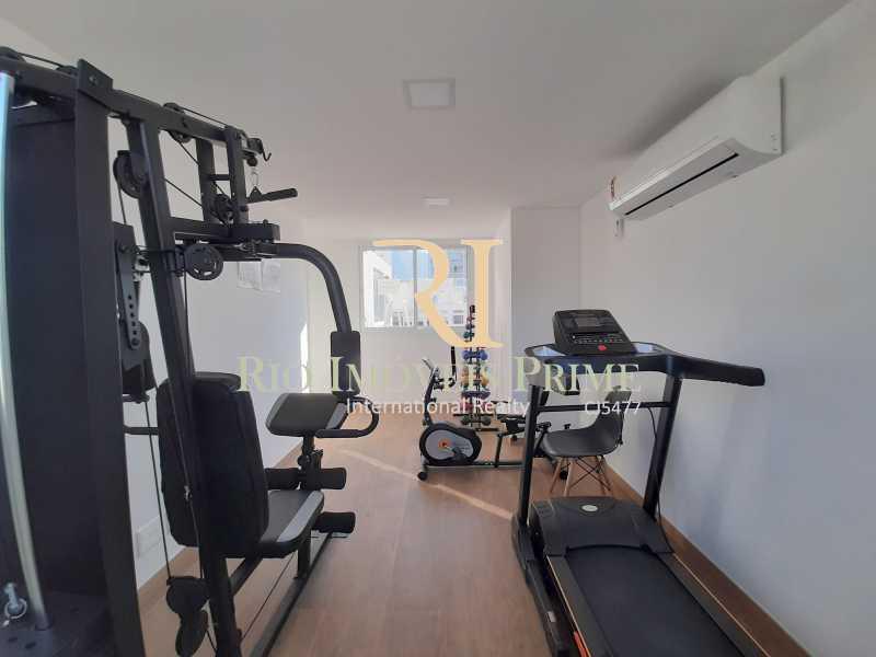ACADEMIA - Apartamento 3 quartos à venda Grajaú, Rio de Janeiro - R$ 732.500 - RPAP30109 - 18