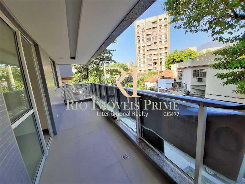 3 VARANDA - Apartamento 3 quartos à venda Grajaú, Rio de Janeiro - R$ 732.500 - RPAP30109 - 4