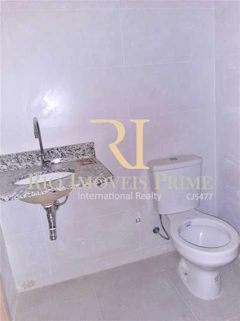 6 LAVABO - Apartamento 3 quartos à venda Grajaú, Rio de Janeiro - R$ 732.500 - RPAP30109 - 7
