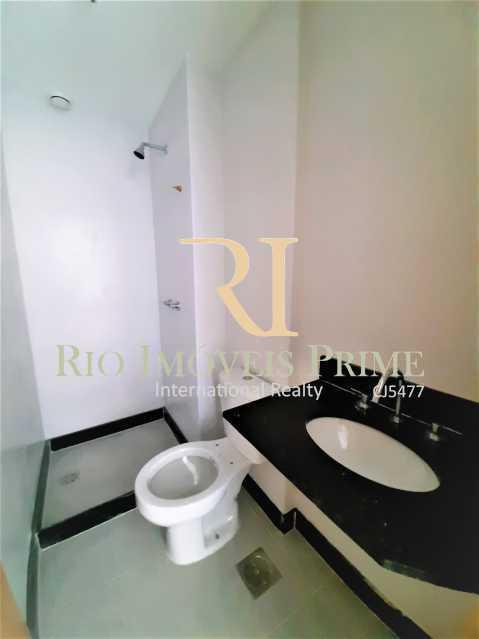 8 BANHEIRO SUÍTE - Apartamento 3 quartos à venda Grajaú, Rio de Janeiro - R$ 732.500 - RPAP30109 - 9
