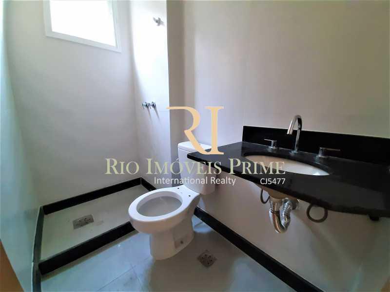 13 BANHEIRO SOCIAL - Apartamento 3 quartos à venda Grajaú, Rio de Janeiro - R$ 732.500 - RPAP30109 - 14