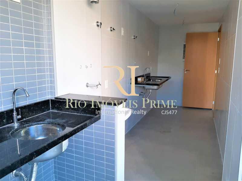 16 VARANDA/COZINHA - Apartamento 3 quartos à venda Grajaú, Rio de Janeiro - R$ 732.500 - RPAP30109 - 17