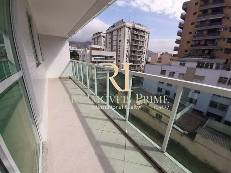 1 - VARANDA - Apartamento 2 quartos à venda Méier, Rio de Janeiro - R$ 440.000 - RPAP20171 - 1