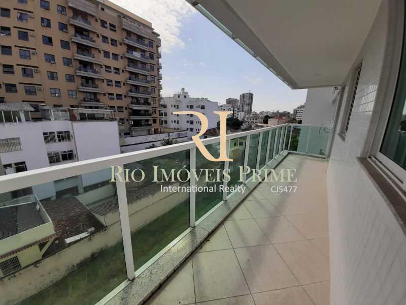 2 - VARANDA - Apartamento 2 quartos à venda Méier, Rio de Janeiro - R$ 440.000 - RPAP20171 - 3