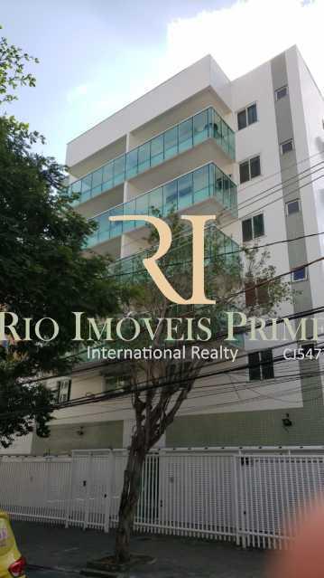 FACHADA - Apartamento 2 quartos à venda Méier, Rio de Janeiro - R$ 440.000 - RPAP20174 - 9