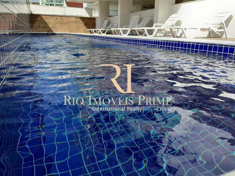 PISCINA - Apartamento 2 quartos à venda Méier, Rio de Janeiro - R$ 440.000 - RPAP20174 - 1