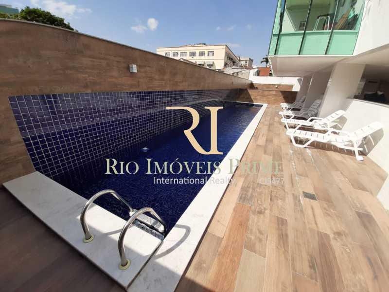 PISCINA ADULTO  - Apartamento 2 quartos à venda Méier, Rio de Janeiro - R$ 440.000 - RPAP20174 - 3