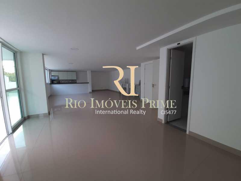 SALÃO DE FESTAS - Apartamento 2 quartos à venda Méier, Rio de Janeiro - R$ 440.000 - RPAP20174 - 7