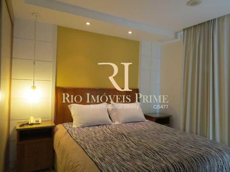 QUARTO - Flat Para Venda e Aluguel - Barra da Tijuca - Rio de Janeiro - RJ - RPFL10007 - 11
