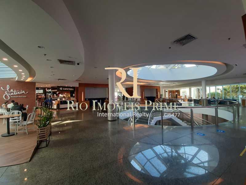 LOBBY - Flat 1 quarto à venda Barra da Tijuca, Rio de Janeiro - R$ 749.990 - RPFL10007 - 27