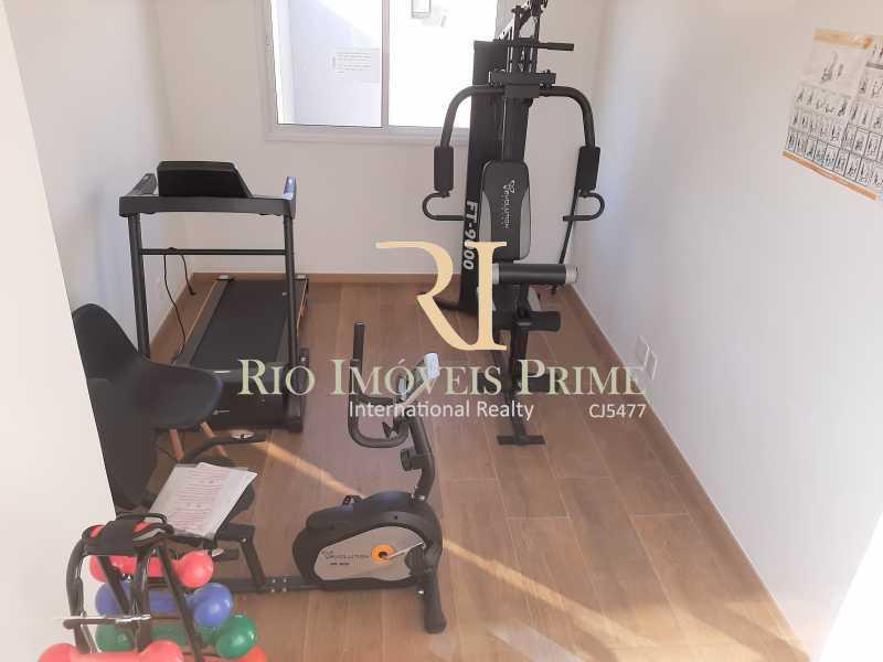 ACADEMIA - Apartamento 2 quartos à venda Grajaú, Rio de Janeiro - R$ 489.300 - RPAP20180 - 24