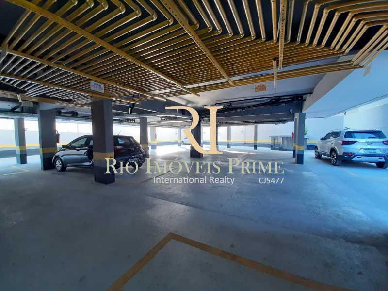 GARAGEM G1 E G2 - Apartamento 2 quartos à venda Grajaú, Rio de Janeiro - R$ 489.300 - RPAP20180 - 22