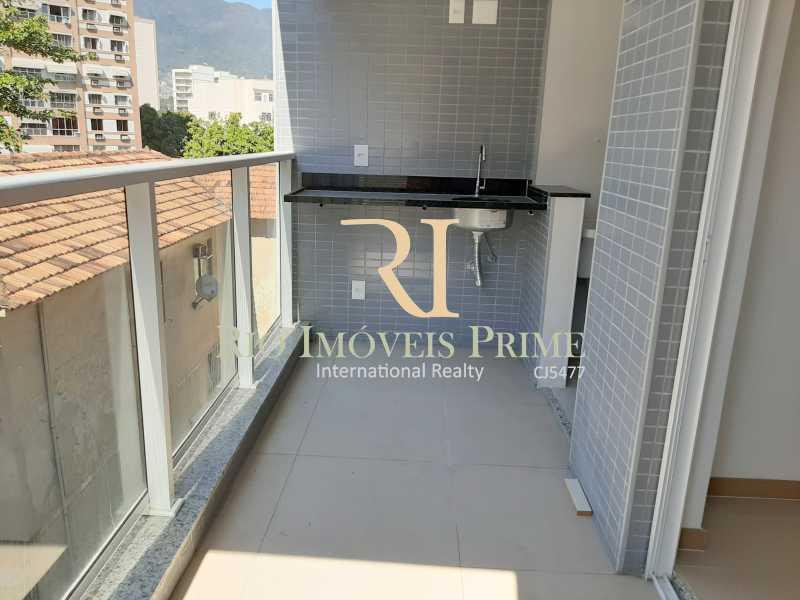 VARANDA GOURMET - Apartamento 2 quartos à venda Grajaú, Rio de Janeiro - R$ 489.300 - RPAP20180 - 5