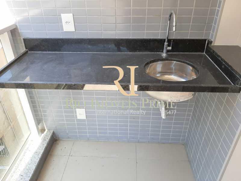BANCADA VARANDA GOURMET - Apartamento 2 quartos à venda Grajaú, Rio de Janeiro - R$ 489.300 - RPAP20180 - 6