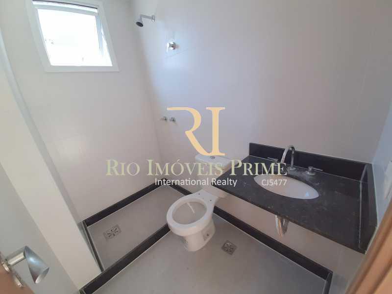 BANHEIRO SUÍTE - Apartamento 2 quartos à venda Grajaú, Rio de Janeiro - R$ 489.300 - RPAP20180 - 9