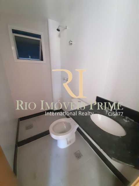 BANHEIRO SOCIAL - Apartamento 2 quartos à venda Grajaú, Rio de Janeiro - R$ 489.300 - RPAP20180 - 11