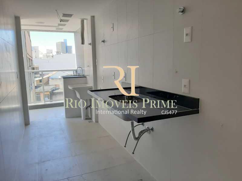 COZINHA - Apartamento 2 quartos à venda Grajaú, Rio de Janeiro - R$ 489.300 - RPAP20180 - 12