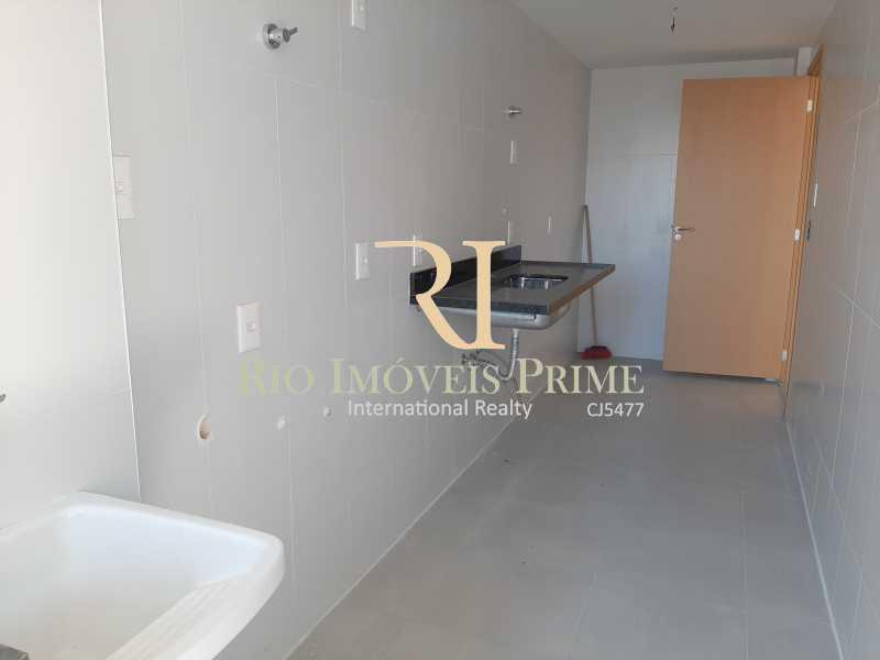 COZINHA - Apartamento 2 quartos à venda Grajaú, Rio de Janeiro - R$ 489.300 - RPAP20180 - 13