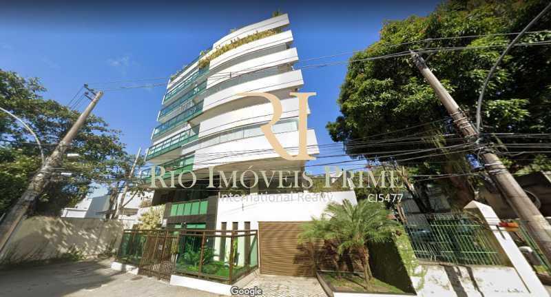 FACHADA - Apartamento à venda Rua Marquês de São Vicente,Gávea, Rio de Janeiro - R$ 1.995.000 - RPAP30113 - 1