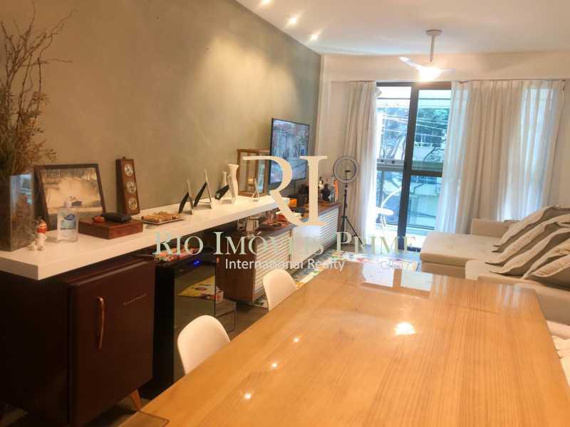 SALA. - Apartamento à venda Rua Marquês de São Vicente,Gávea, Rio de Janeiro - R$ 1.995.000 - RPAP30113 - 5
