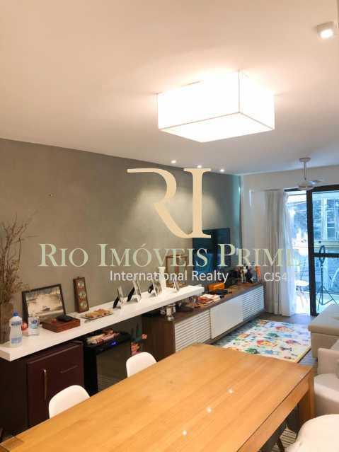 SALA. - Apartamento à venda Rua Marquês de São Vicente,Gávea, Rio de Janeiro - R$ 1.995.000 - RPAP30113 - 6