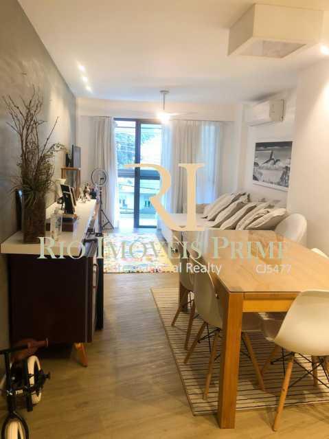 SALA. - Apartamento à venda Rua Marquês de São Vicente,Gávea, Rio de Janeiro - R$ 1.995.000 - RPAP30113 - 7