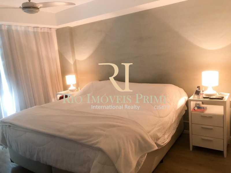 SUÍTE. - Apartamento à venda Rua Marquês de São Vicente,Gávea, Rio de Janeiro - R$ 1.995.000 - RPAP30113 - 8