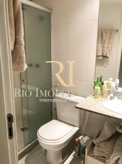 BANHEIRO SUÍTE. - Apartamento à venda Rua Marquês de São Vicente,Gávea, Rio de Janeiro - R$ 1.995.000 - RPAP30113 - 10