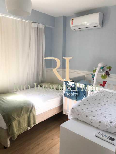 QUARTO2. - Apartamento à venda Rua Marquês de São Vicente,Gávea, Rio de Janeiro - R$ 1.995.000 - RPAP30113 - 11