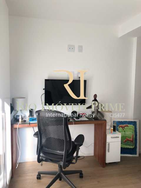 QUARTO3. - Apartamento à venda Rua Marquês de São Vicente,Gávea, Rio de Janeiro - R$ 1.995.000 - RPAP30113 - 12