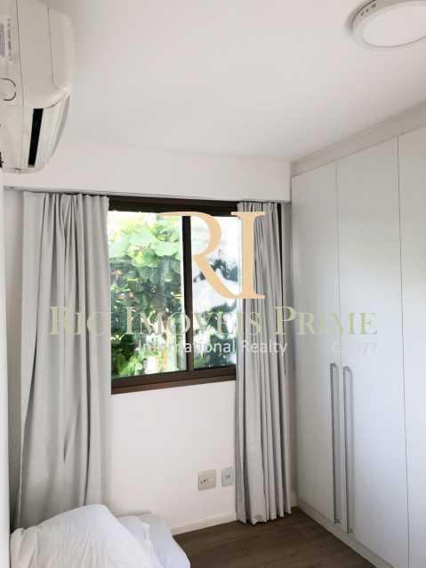 QUARTO3. - Apartamento à venda Rua Marquês de São Vicente,Gávea, Rio de Janeiro - R$ 1.995.000 - RPAP30113 - 13