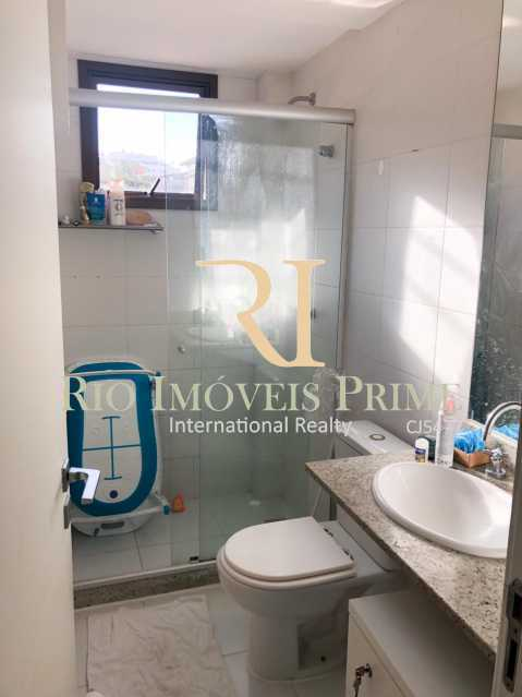 BANHEIRO SOCIAL. - Apartamento à venda Rua Marquês de São Vicente,Gávea, Rio de Janeiro - R$ 1.995.000 - RPAP30113 - 15