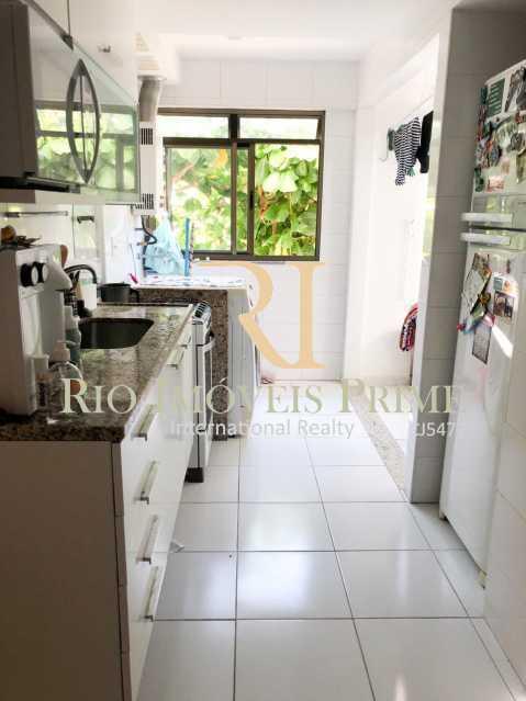 COZINHA. - Apartamento à venda Rua Marquês de São Vicente,Gávea, Rio de Janeiro - R$ 1.995.000 - RPAP30113 - 16