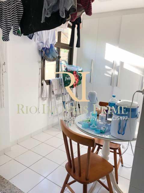 COPA. - Apartamento à venda Rua Marquês de São Vicente,Gávea, Rio de Janeiro - R$ 1.995.000 - RPAP30113 - 17