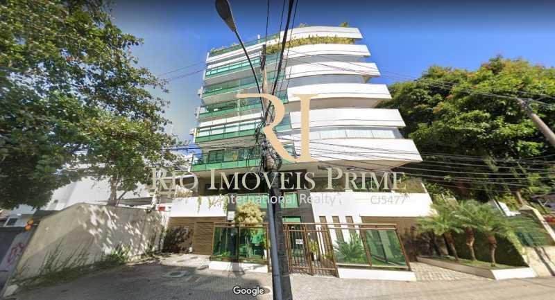 FACHADA - Apartamento à venda Rua Marquês de São Vicente,Gávea, Rio de Janeiro - R$ 1.995.000 - RPAP30113 - 18